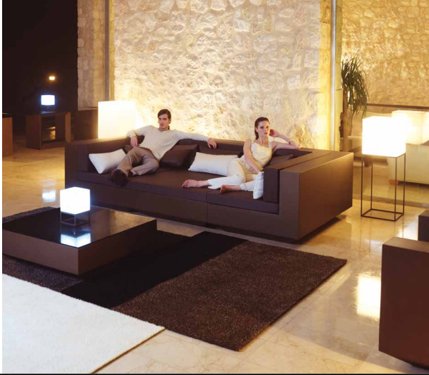 led furniture home decoration