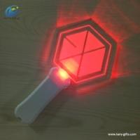 Multicolor Flashing LED Glow Concert Stick Customized Acrylic Led Light Stick