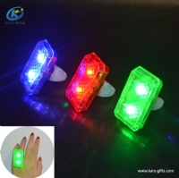 Party Glowing Blinking Finger Lamp Multicolor Flashing Led Finger Light