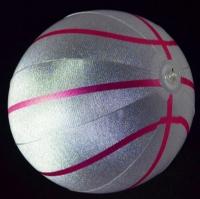 Wholesale High Quality PVC Inflatable Football Basketball LED Beach Ball