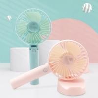 Plastic USB Rechargeable Electric Foldable Led Pedestal Fan Parts Fan