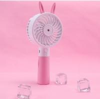 Rechargeable Water Fan Cooler Stand Fan USB Portable Mini Fan
