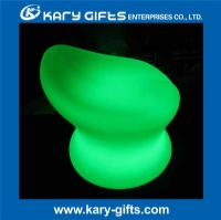 Funny PE Plastic 12 Months Warranty Led Bar Stool