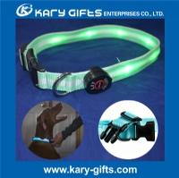 LED flashing Pet collars safely light Glowing led dog collar