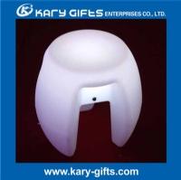 Portable Bar Stool LED Light Up Bar Stool RGB Bar Stool Chair KC-4340