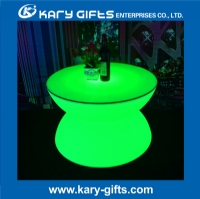 RGB Color Rechargeable Illuminated Led Coffee Table